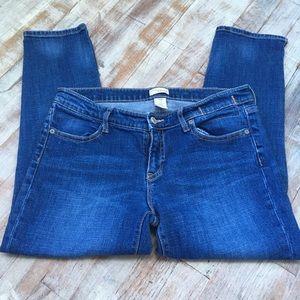 Gap 10/30 capri jeans